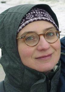Portrait de Virginie Vaté