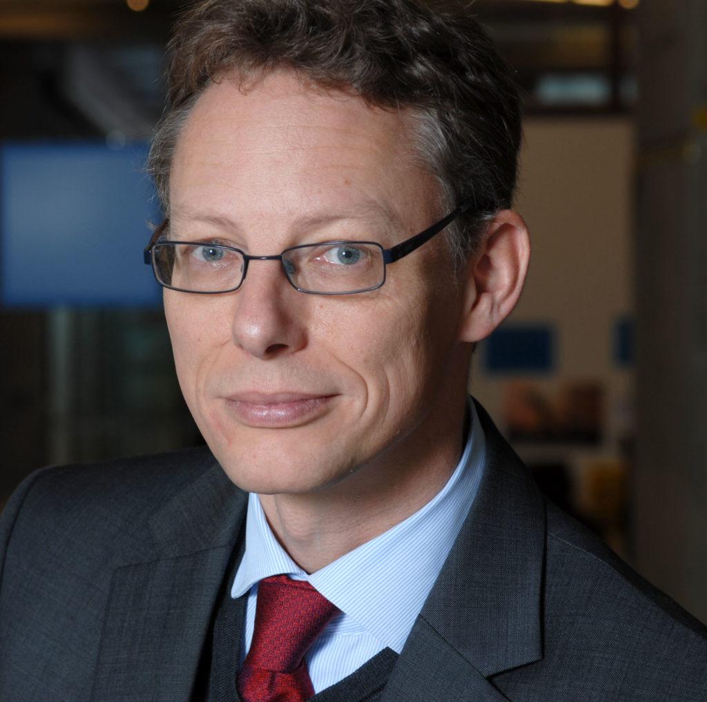 Portrait de Jorg Stolz