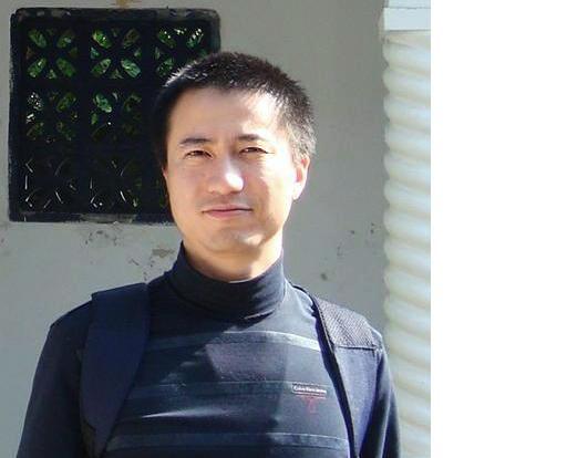 Portrait de Junliang Pan