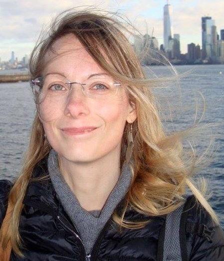 Portrait de Sylvie Peperstraete