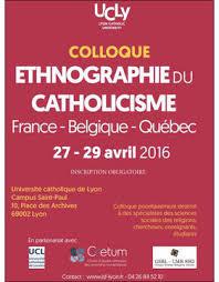 Ethnographie du catholicisme