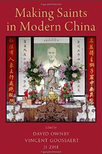Making Saints in Modern China