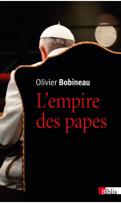 "Couverture de ""L'empire des papes"""
