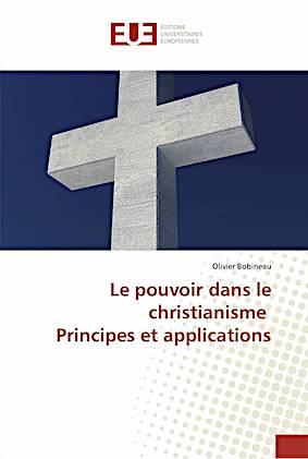 """Couverture du livre """"Le pouvoir du christianisme"""""""