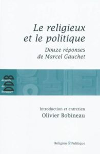"""Couverture de """"Le religieux et le politique"""""""