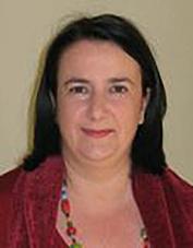Portrait de Mireille Estivalezes