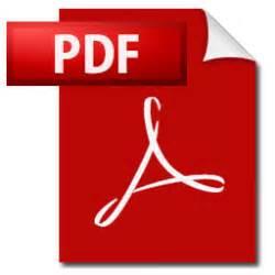 Logo du pictogramme pdf