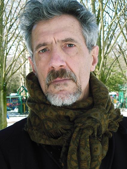 Portrait d'Oscar Calavia