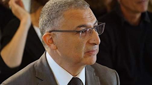 Portrait de Salim Mokaddem