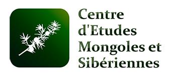 Logo du CEMS - Centre d'études mongoles et sibériennes