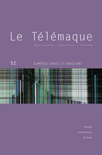 Février 2018 – Parution du numéro 52 de la revue Le Télémaque