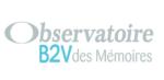 Logo de l'Observatoire B2V des mémoires