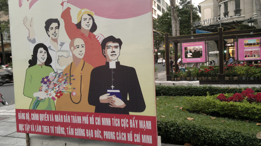 Illustration : What does Asia tell us about the secular ?