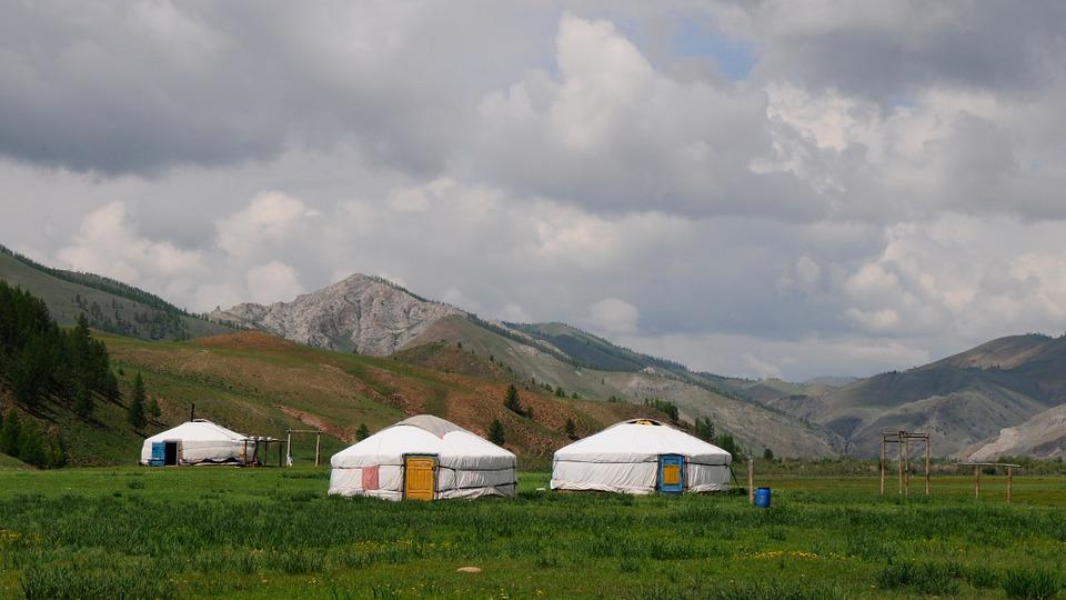 image Mongolie, libre de droit
