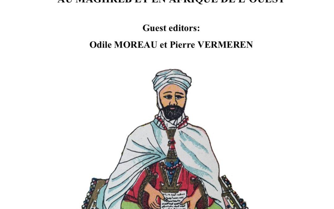 """Novembre-Décembre 2018 : Journal of the History of Sufism : """"Politique et confréries au Maghreb et en Afrique de l'Ouest"""""""