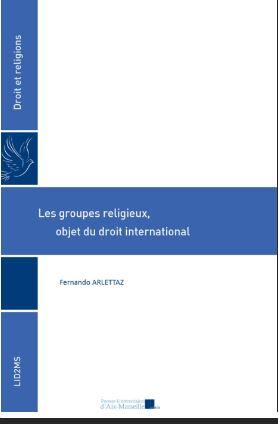 Mai 2008 – Les groupes religieux objets du droit international