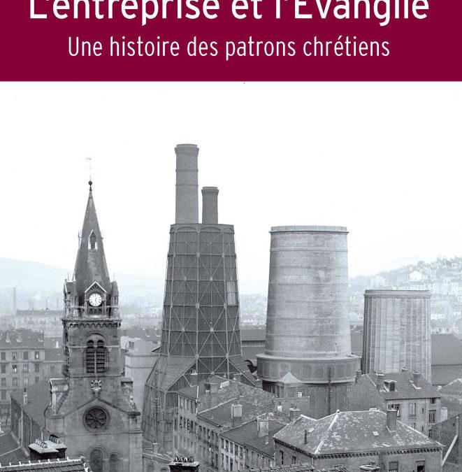 """8 novembre 2018 – table-ronde: """"Une histoire des patrons chrétiens"""""""