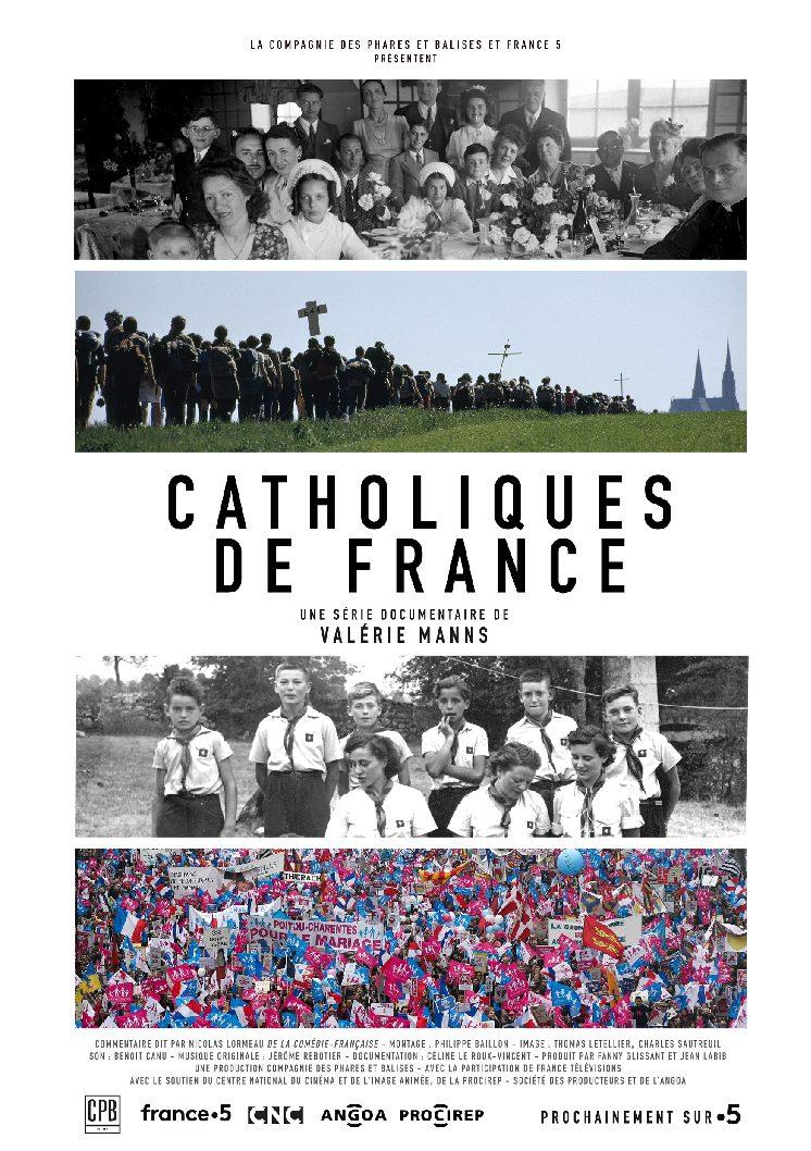 """Lundi 12 Novembre 2018 – Avant-Première : """"Catholiques de France"""""""