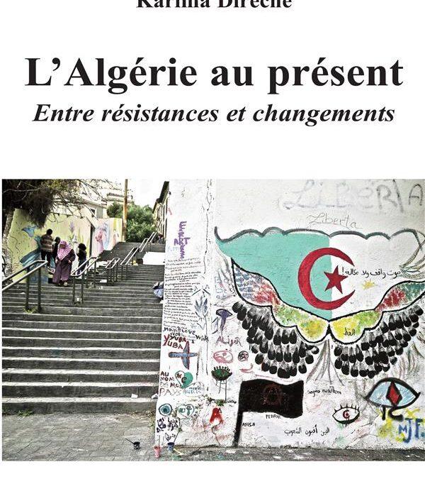 """30 mai 2019 – Parution : """"L'Algérie au présent"""""""