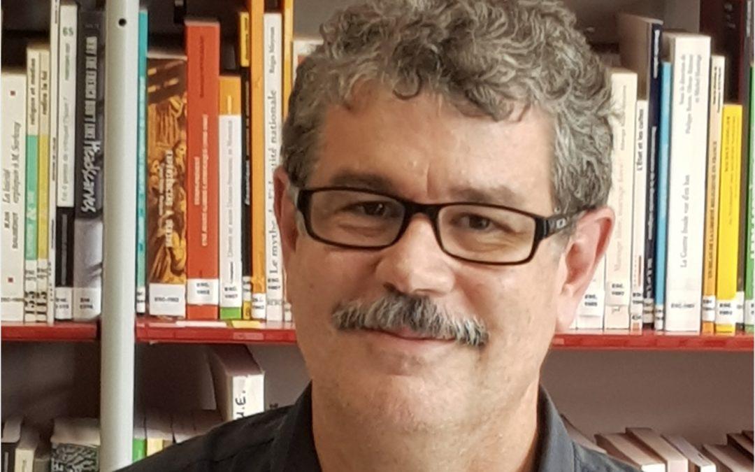 Un chercheur à la une (GSRL) : Marcelo Camurça