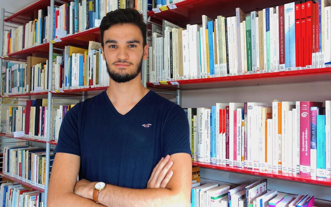 Vendredi 12 juillet 2019 – Centre de doc du GSRL : merci à Raphaël Banc