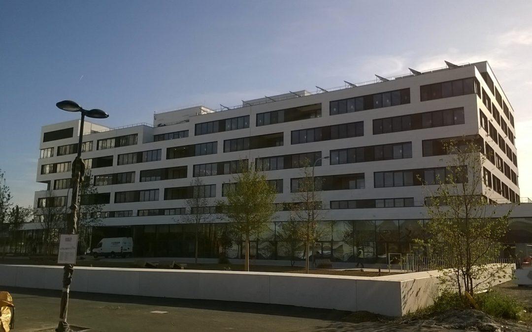 Vendredi 6 Septembre 2019 – Nouveaux locaux au Campus Condorcet