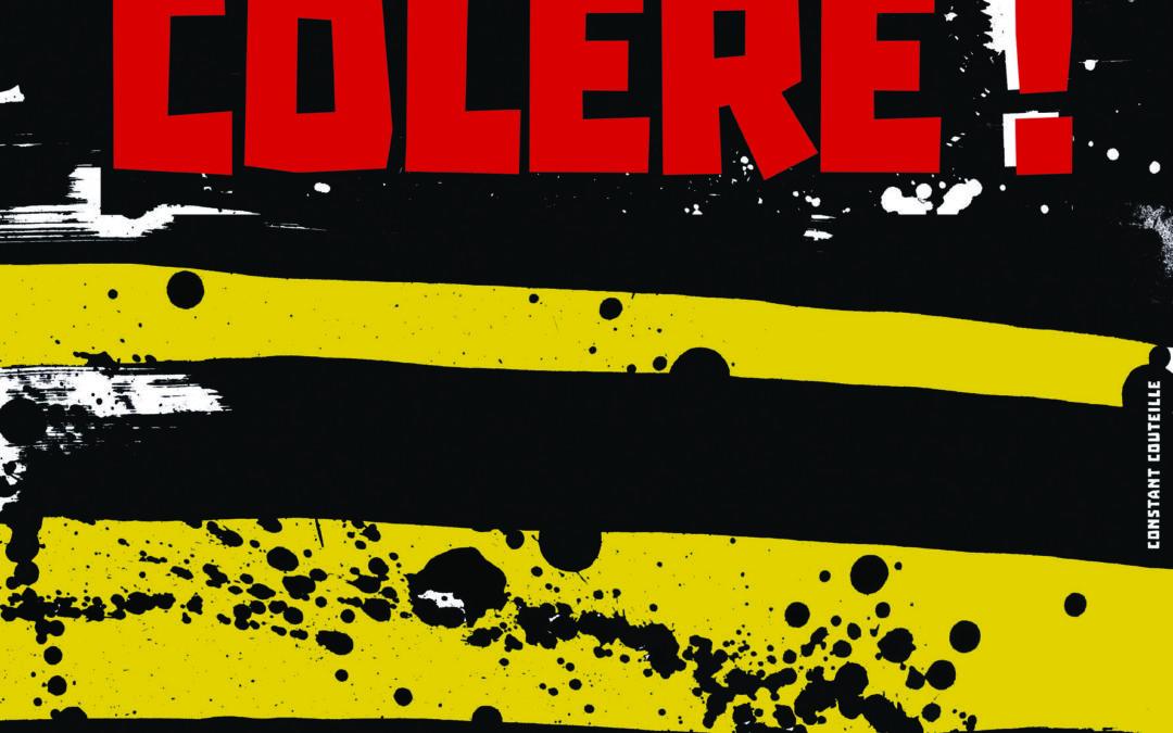 """14 – 15 – 16 novembre 2019 – """"Les Entretiens d'Auxerre : En Colère!"""""""
