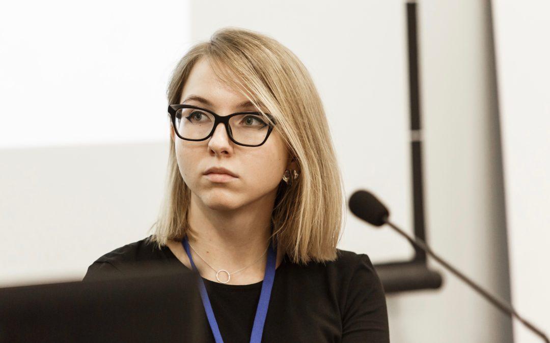 Mercredi 27 mai 2020 – Venue prochaine d'Ekaterina Khonineva (Académie des Sciences de Russie)