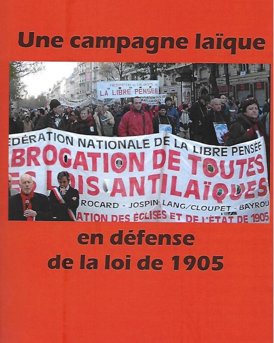 """Mercredi 10 juin 2020 – Jean Baubérot : """"Les différents courants dans le processus de séparation (1902-1905)"""""""