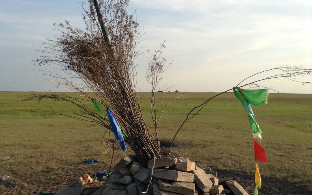 """Lundi 18 janvier – Séminaire – Aurore Dumont : """"Honorer les chamanes défunts : récits, rituels et sites mortuaires en Mongolie-Intérieure"""""""