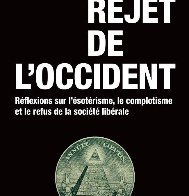 """Lundi 15 février 2021 – Stéphane François : """"Le rejet de l'occident"""""""