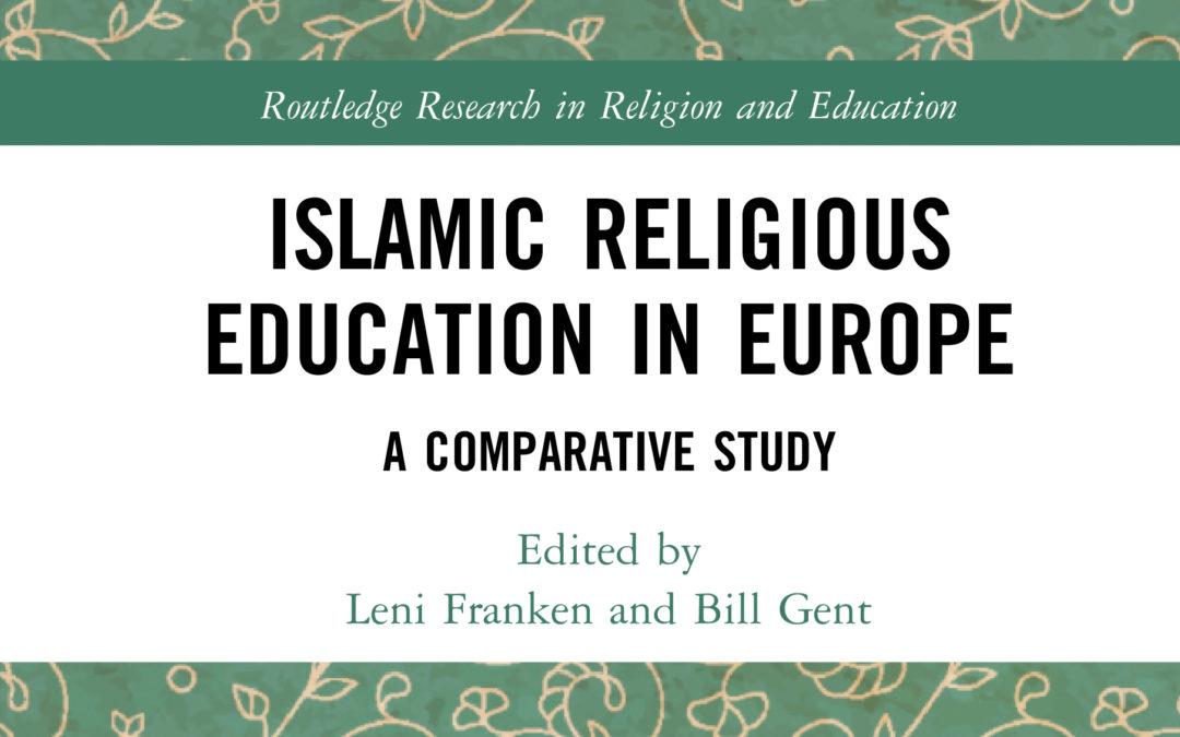 "Parution – Diane-Sophie Girin dans ""Islamic Education in Europe"""