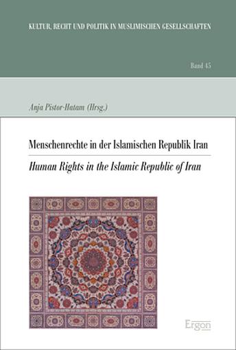 "Parution – Constance Arminjon dans ""Human Rights in the Islamic Republic of Iran"""