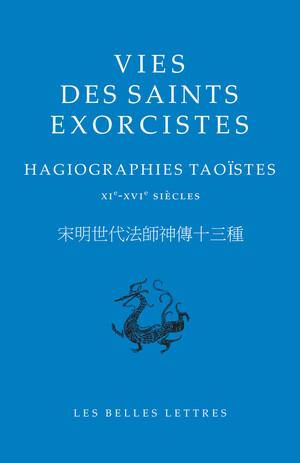 """Parution – Vincent Goossaert : """"Vie des saints exorcistes"""""""
